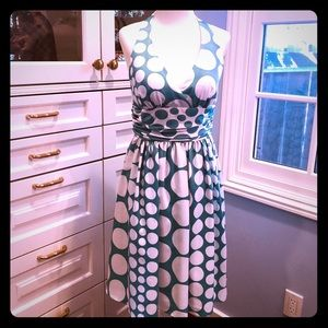 Max & Cleo Party Summer Polka Dot Dress, Size 2